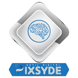 logo pixsyde referencement